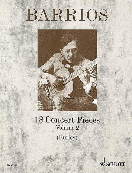 18 Concert Pieces Vol. 2