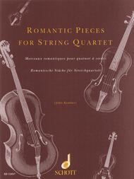 Romantic Pieces for String Quartet