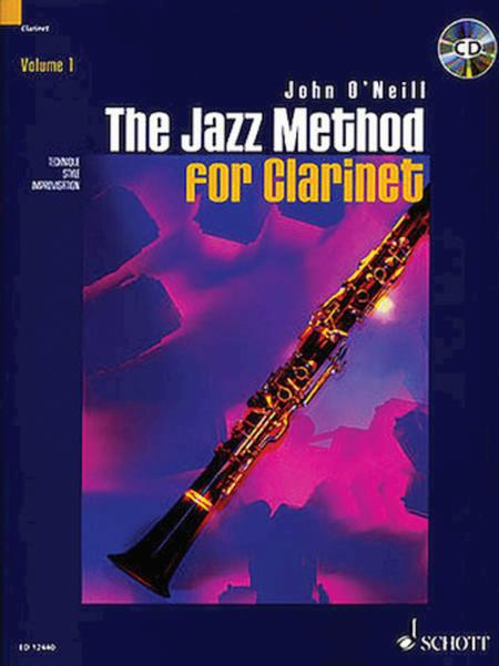 The Jazz Method for Clarinet Vol. 1