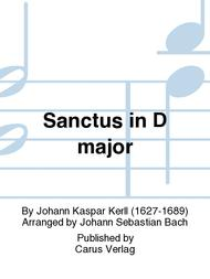 Sanctus in D major (Heilig)