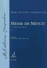 Messe de Minuit H 9