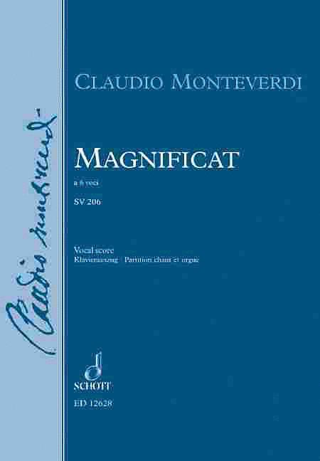 Magnificat A 6 Vocal Score