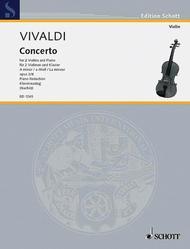 L'Estro Armonico op. 3/8 RV 522, P 2, F I/177