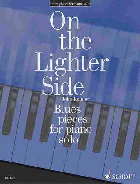 Blues pieces for piano solo