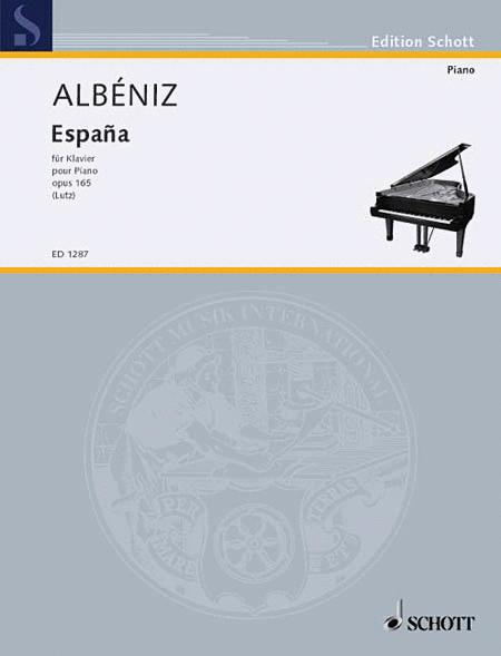 Espana Op. 165