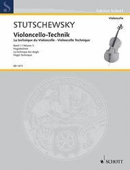 Violoncello Technique Band 1