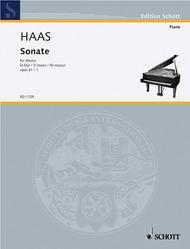 Piano Sonata Op. 61, No. 1