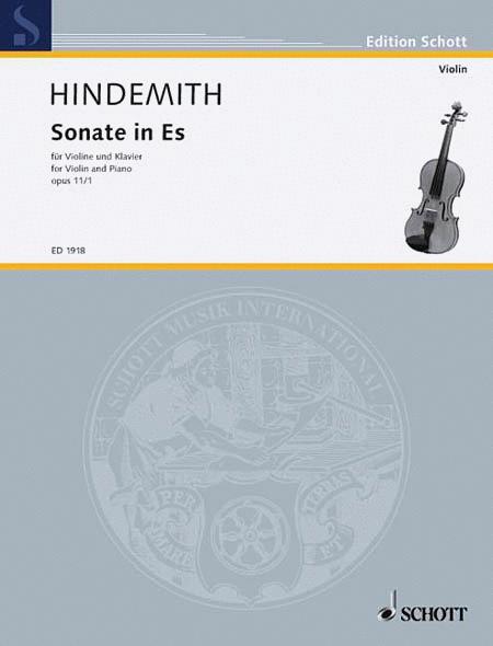 Sonata in Eb Major op. 11/1