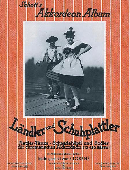 Landler & Schuhplattler