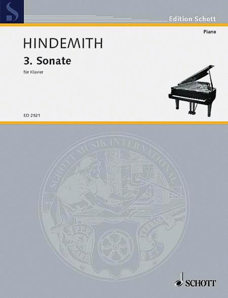 Sonata No. 3 in B Flat (1936)