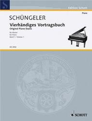 Original Piano Duets Band 1