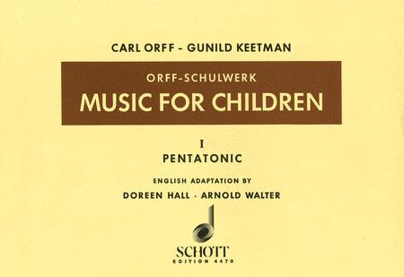Music for Children Vol. 1