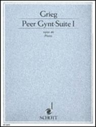 Peer Gynt-Suite I op. 46
