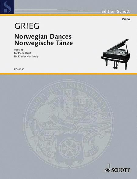 Norwegian Dances Op. 35