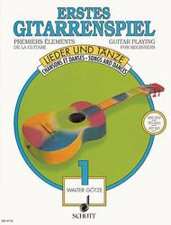 Guitar Playing for Beginners Heft 1