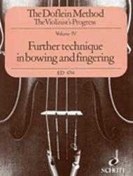 The Doflein Method Volume 4