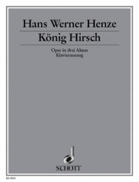 Konig Hirsch