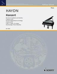 Concerto F Major Hob. XVIII: 3