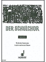 Der Schulchor Band 1