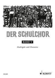 Der Schulchor Band 5
