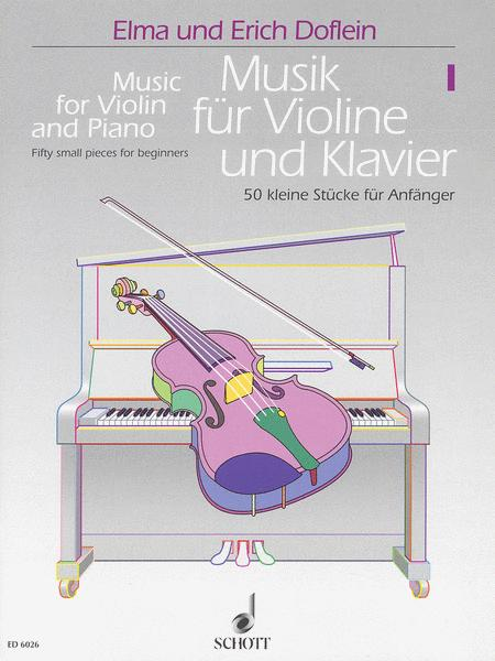 Music for Violin and Piano Band 1