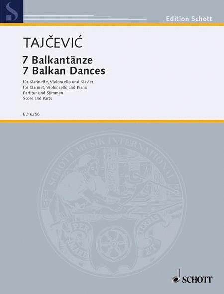 7 Balkan Dances