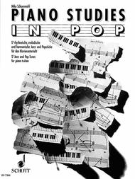 Piano Studies in Pop