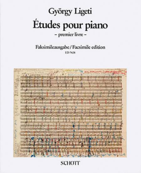 Etudes for Piano, Volume 1