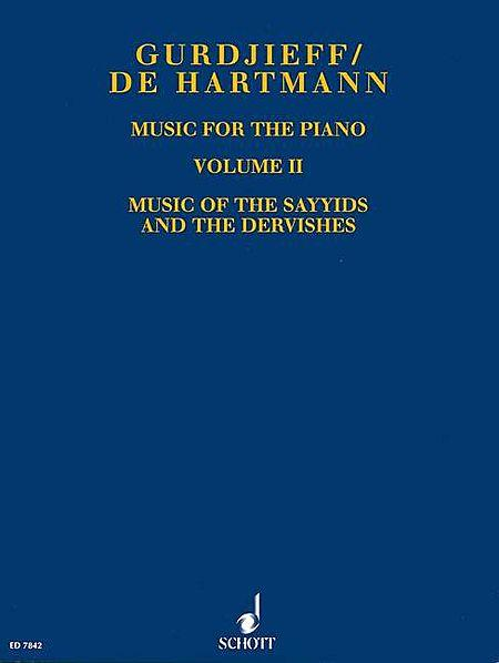 Music for the Piano Vol. 2