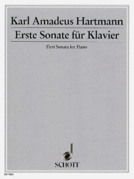 First Sonata for Piano