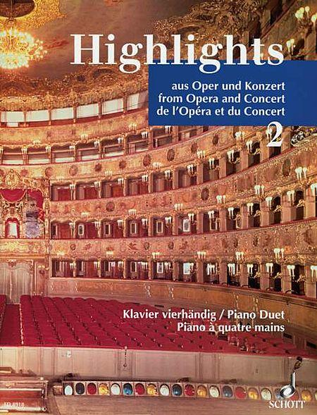 Highlights from Opera and Concert Band 2