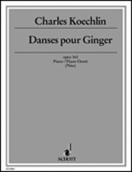 Dances for Ginger op. 163