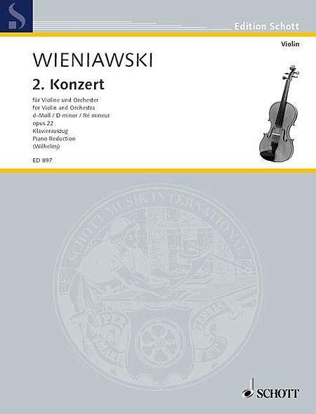 Violin Concerto No. 2 in D Minor op. 22