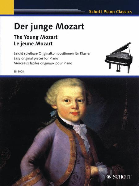 The young Mozart