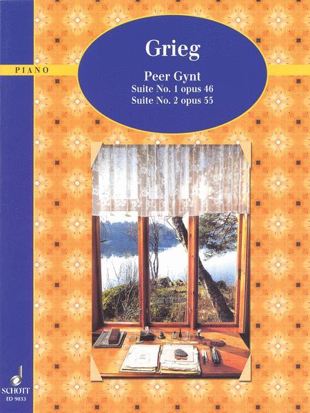 Peer Gynt op. 46 and 55