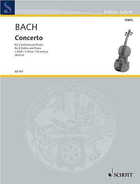 Concerto in C Minor BWV 1060