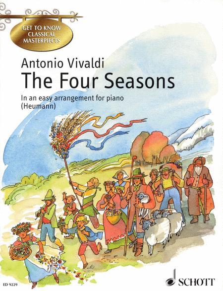 The Four Seasons op. 8/1-4