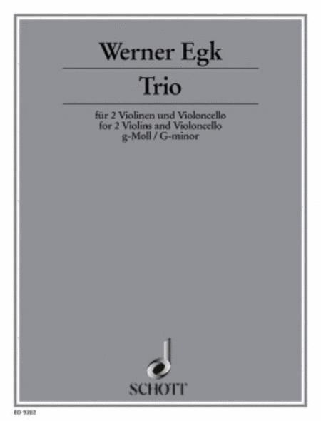 Trio G Minor