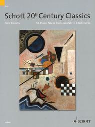 Schott's 20th Century Piano Classics