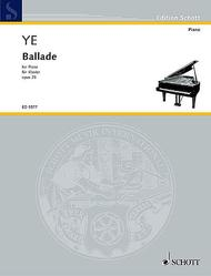 Ballad op. 25