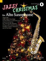 Jazzy Christmas For Alto Saxophone