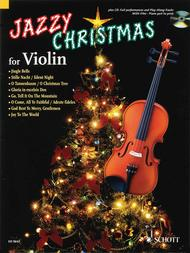 Jazzy Christmas For Violin