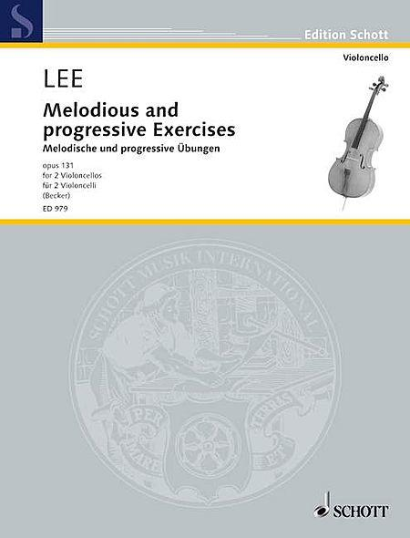 Melodious and Progressive Studies, Op. 131