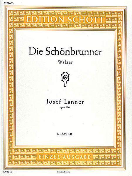 Die Schonbrunner Waltz, Op. 200