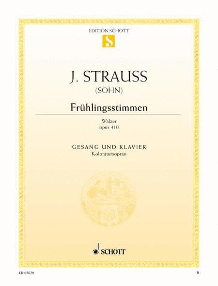 Fruhlingsstimmen Waltz, Op. 410