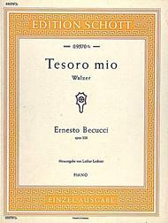 Tesoro mio D major op. 228