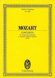 Concerto No. 13 C major KV 415