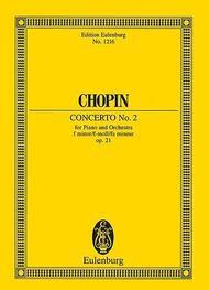 Concerto No. 2 F minor op. 21