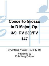 L'Estro Armonico op. 3/9 RV 230 / PV 147