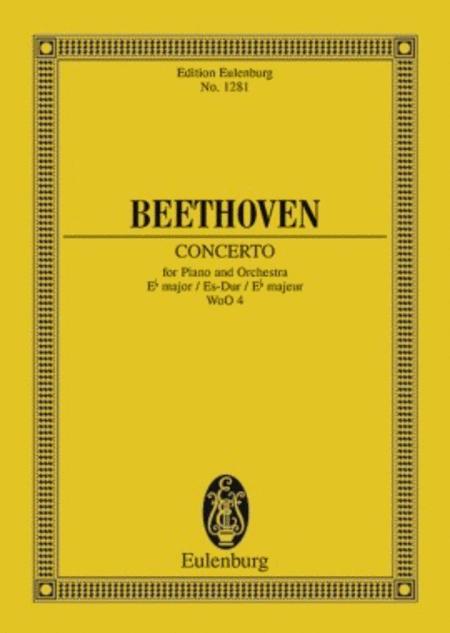 Concerto Eb major WoO 4